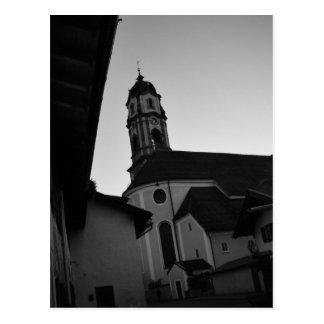 Parish Church Postcard
