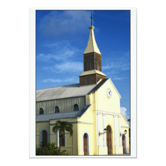Parish of the Visitation (Church of Port-Louis) Card