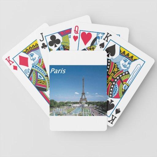 parisi-.[kan.k]-JPG Bicycle Playing Cards