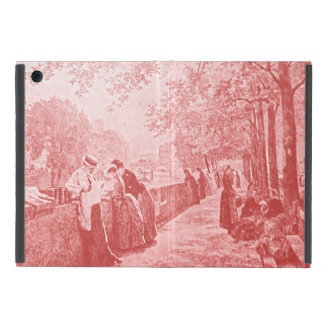 Parisian Afternoon Covers For iPad Mini