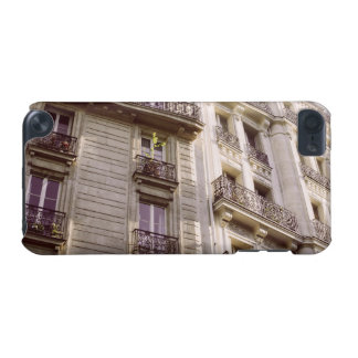 Parisian Architecture, Pink Pastel Photograph iPod Touch (5th Generation) Case