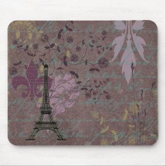 Parisian Bohemian Mouse Pad