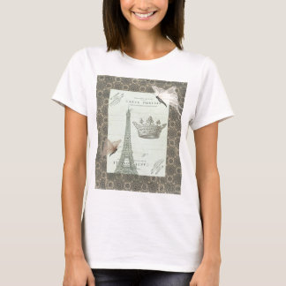 Parisian Collage T-Shirt