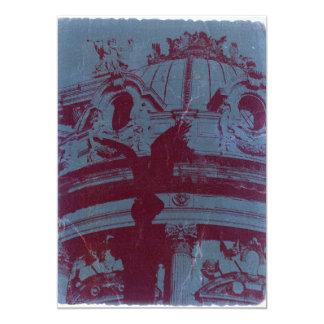 Parisian Grand Opera 5x7 Paper Invitation Card