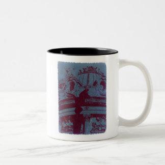 Parisian Grand Opera Two-Tone Coffee Mug
