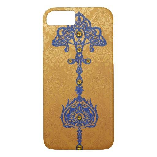 PARISIAN JEWEL: FRENCH BLUE iPhone 8/7 CASE