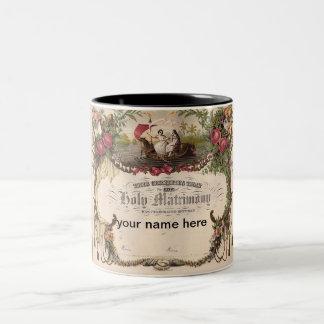 Parisian Matrimony mug