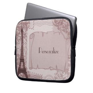 Parisian Pink Laptop Sleeve