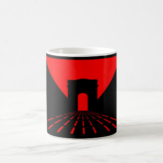 Parisian Sunset - Inspired by Champs Elysées and.. Coffee Mug