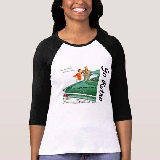 Parisienne, Go Retro T-Shirt