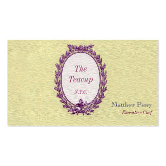 Parisienne III Business Card