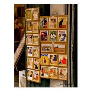 Parisienne Postcard