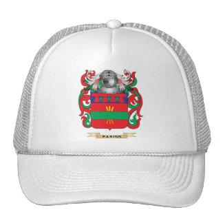 Pariss Coat of Arms (Family Crest) Trucker Hat