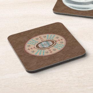 Parity Coasters Set of 6 - cork