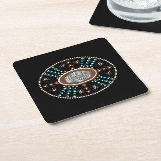 Parity Coasters Set of 6 Pulp Board