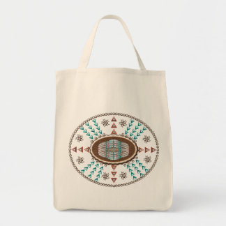 Parity Cotton Grocery Tote Bag