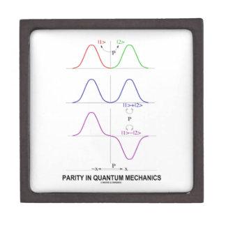 Parity In Quantum Mechanics Gift Box