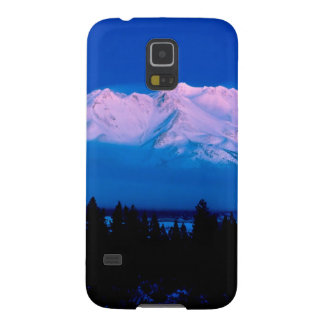 Park Above The Clouds Mt Shasta California Galaxy S5 Case