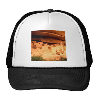 Park Anasazi Ruins Mesa Verde Colorado Trucker Hat
