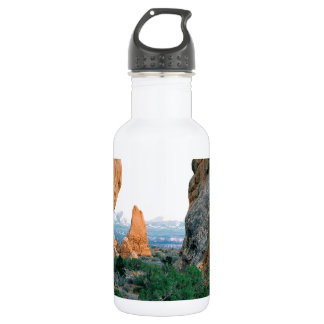 Park Arches Utah Stainless Steel Water Bottle