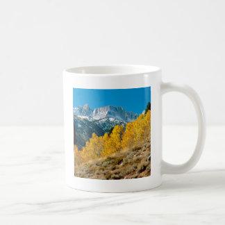 Park Autumn At Matterhorn Peak Sawtooth Coffee Mug