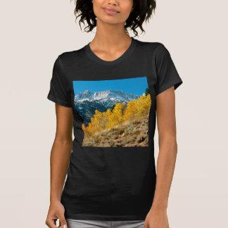 Park Autumn At Matterhorn Peak Sawtooth Tshirt