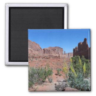 Park Avenue- Arches National Park Magnet