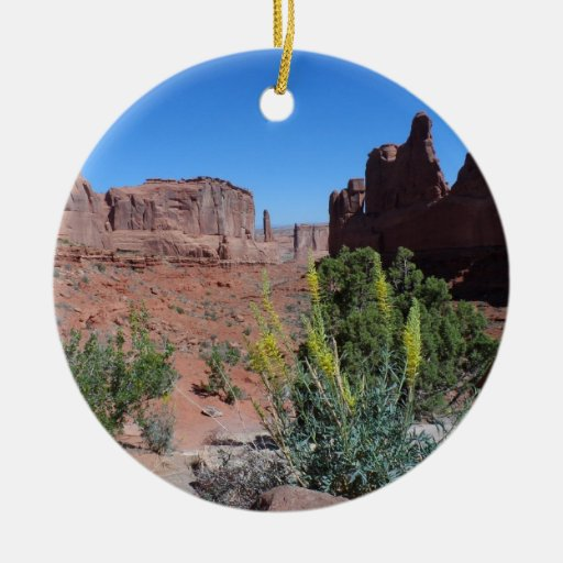 Park Avenue- Arches National Park Ornaments