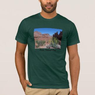Park Avenue- Arches National Park T-Shirt