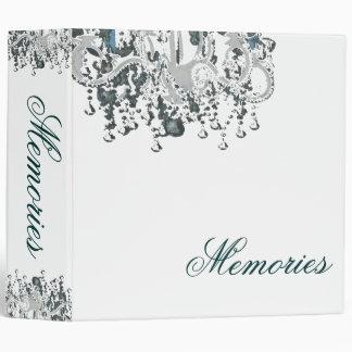 Park Avenue Chandelier ~ Binder Wedding Album