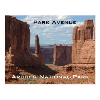 Park Avenue Postales