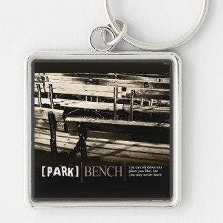 Park Bench Keychains