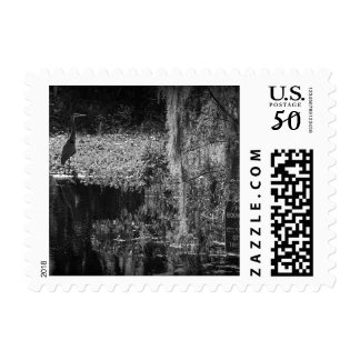 Park Boundaries Postage