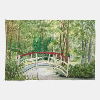 Park Bridge Hand Towel