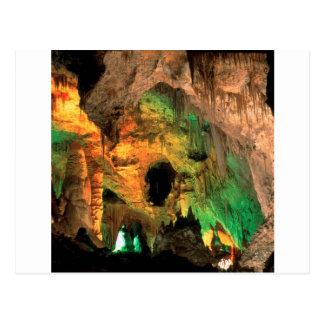 Park Carlsbad Caverns New Mexico Postcard