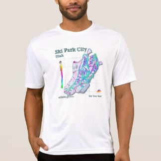 Park City 3dSkiMaps T-Shirt