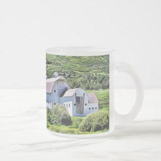 Park City Barn Mug