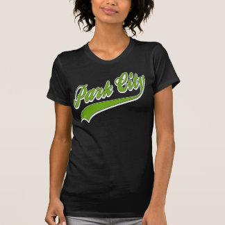 Park City Baseball Dark T-Shirt