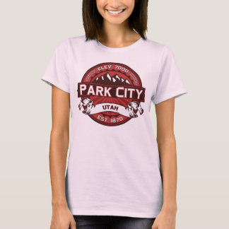 Park City Color Logo Shirt