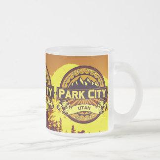 Park City Color Logo Vibrant Mug