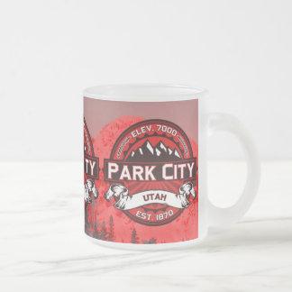 Park City Color Scenic Mug