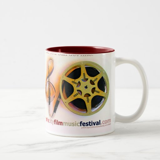 Park City Film Music Festival Gear Coffee Mugs