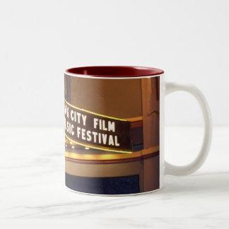 Park City Film Music Festival Gear Two-Tone Coffee Mug
