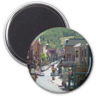 Park City Fridge Magnet