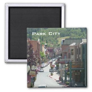 Park City Refrigerator Magnets