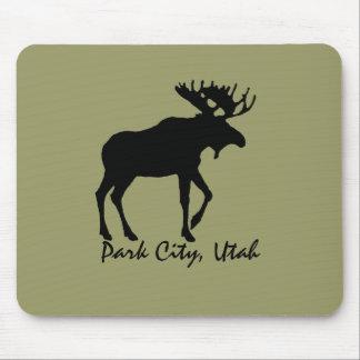 Park City Moose Souvenir Mousepad