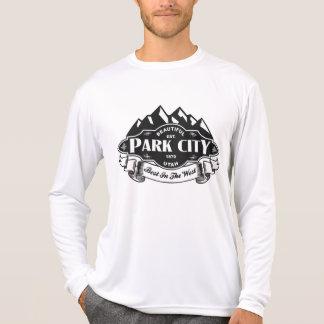Park City Mountain Emblem Tees
