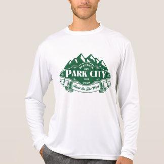 Park City Mountain Emblem Tee Shirts