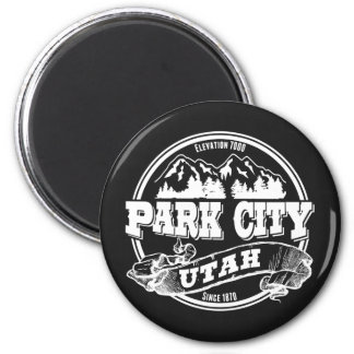 Park City Old Circle Magnet
