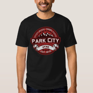 Park City Red Tees